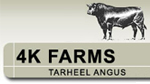 4K Farms - Tarheel Angus